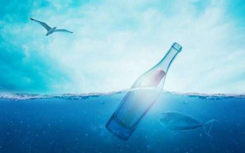 ボトルメッセージ