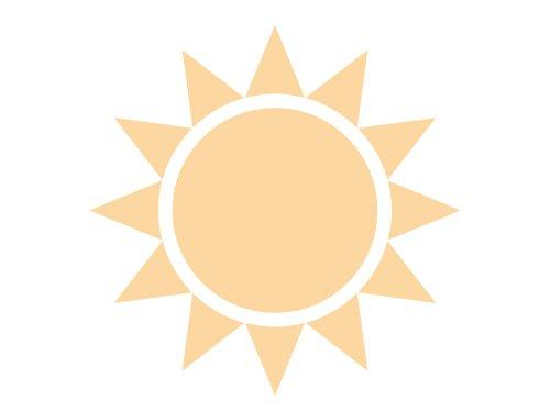 円推力 太陽